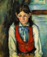 Paul Cezanne oil painting reproduction